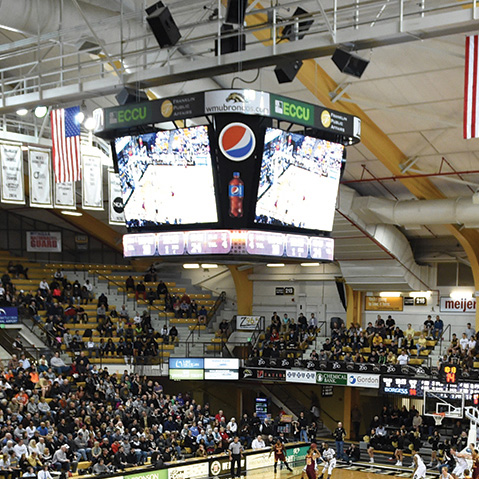 Scoreboard Hoists