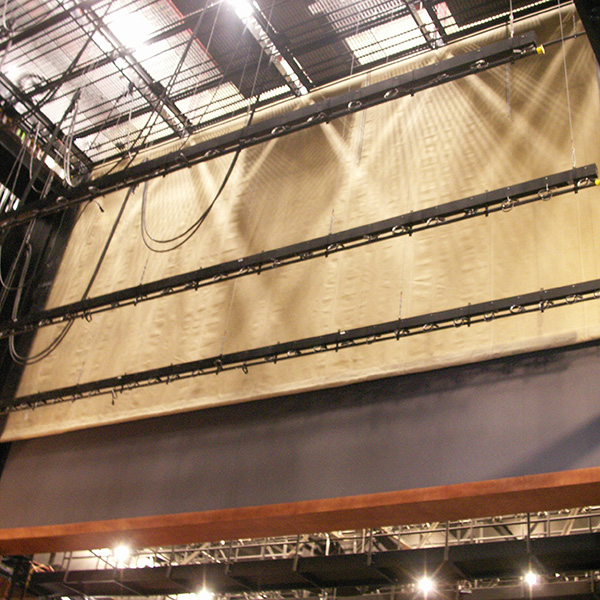 Fire Curtains & Borders