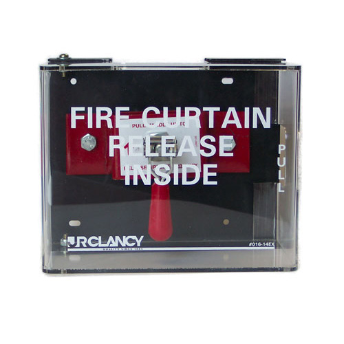 Fire Line Release & Enclosure