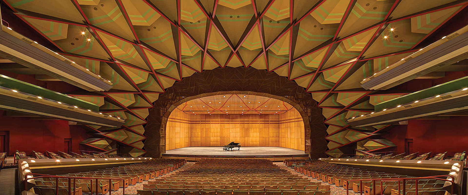 Atwood Concert Hall, Alaska Center for the Performing Arts