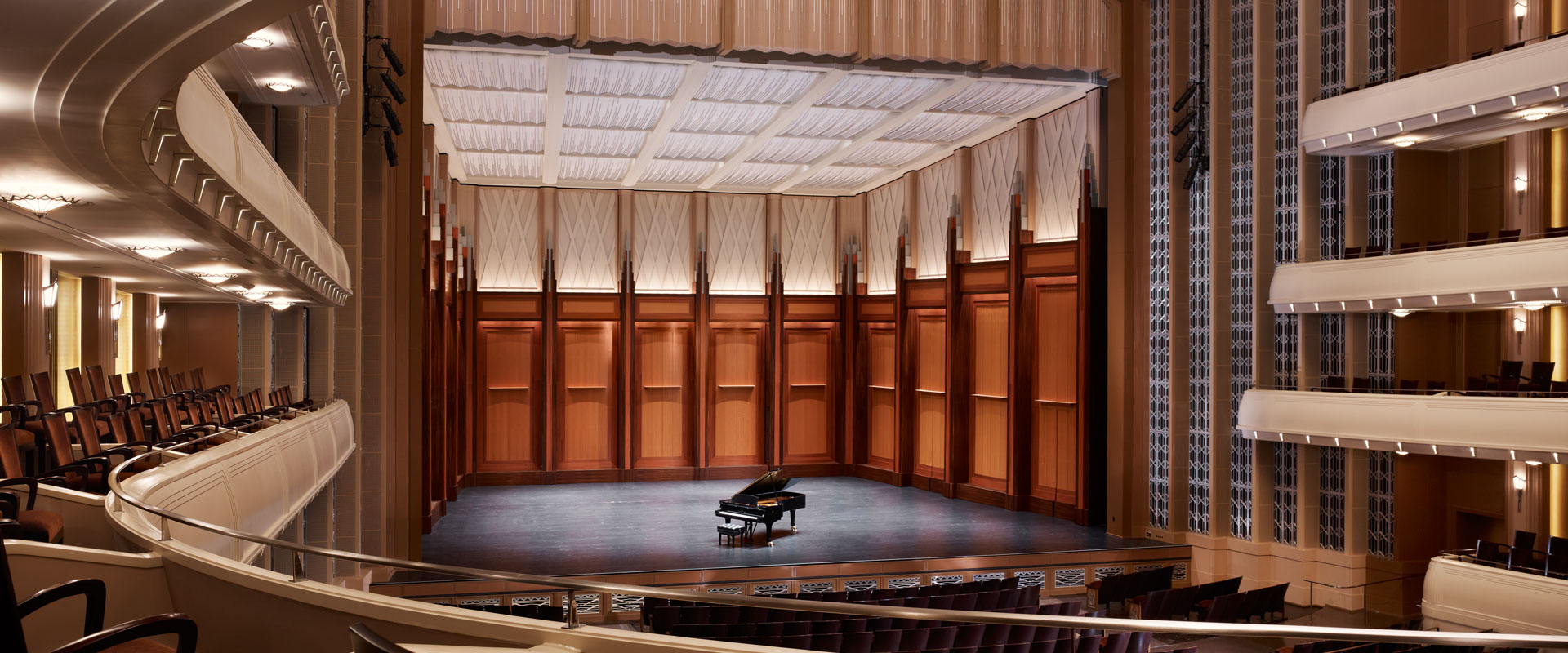 Reynolds Hall, Smith Center for the Performing Arts